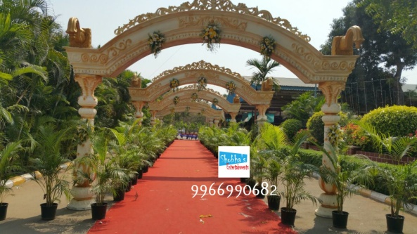 wedding mandap decorators in Hyderabad (4)