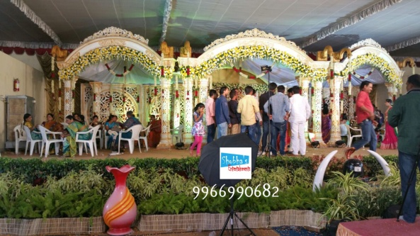 wedding mandap decorators in Hyderabad (5)