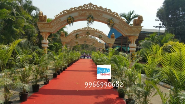 wedding mandap decorators in Hyderabad (6)