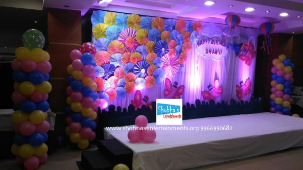 1st Birthday Party Decorators In Hyderabad 2