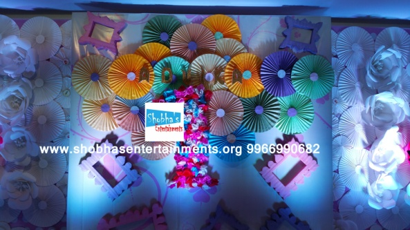paper flowers birthday party decorators in Hyderabad (21)
