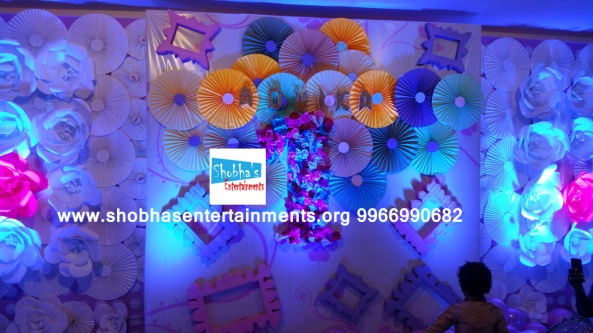 paper flowers birthday party decorators in Hyderabad (23)
