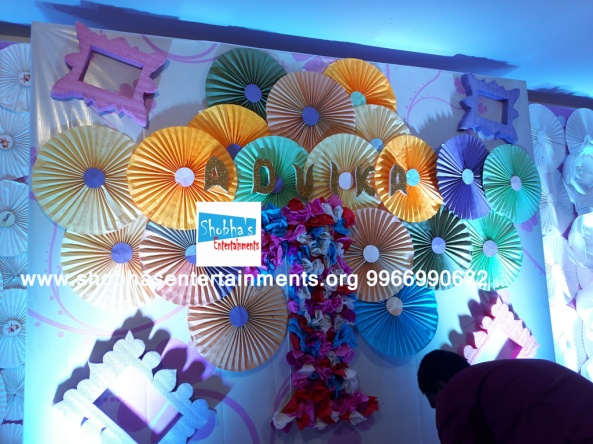 paper flowers birthday party decorators in Hyderabad (25)