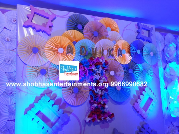 paper flowers birthday party decorators in Hyderabad (26)