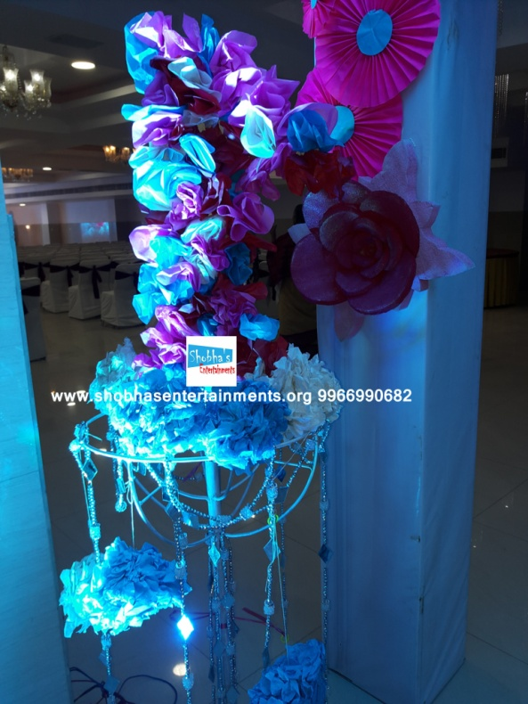 paper flowers birthday party decorators in Hyderabad (41)