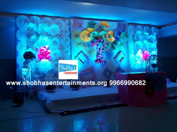 paper flowers birthday party decorators in Hyderabad (48)