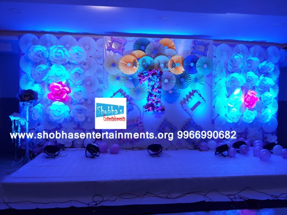 paper flowers birthday party decorators in Hyderabad (58)