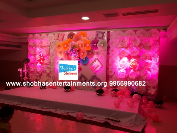 paper flowers birthday party decorators in Hyderabad (64)