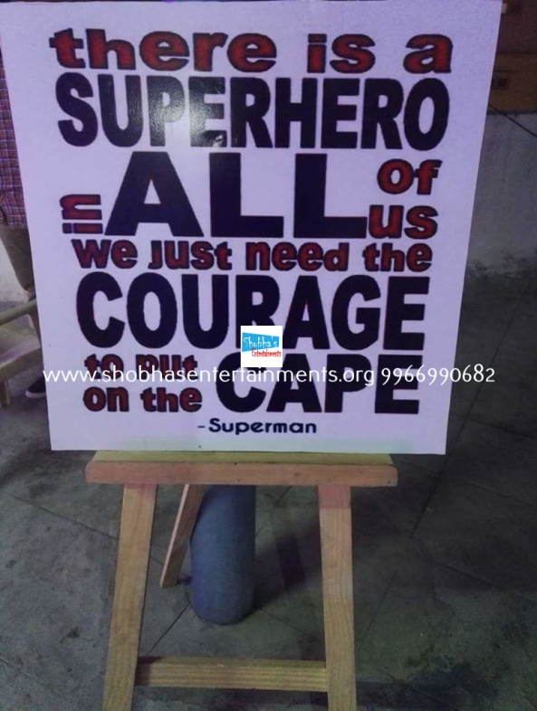 batman vs superman birthday theme decorators in Hyderabad (11)