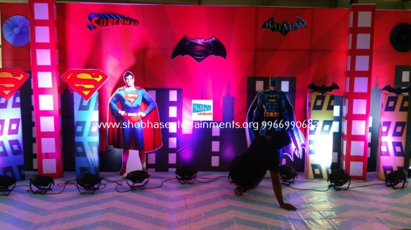 batman vs superman birthday theme decorators in Hyderabad (4)