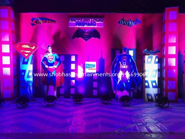 batman vs superman birthday theme decorators in Hyderabad (7)