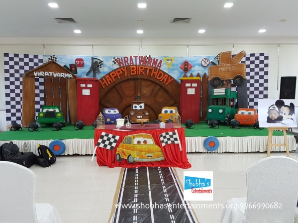 cars-theme-birthday-party-decorators-in-hyderabad-2