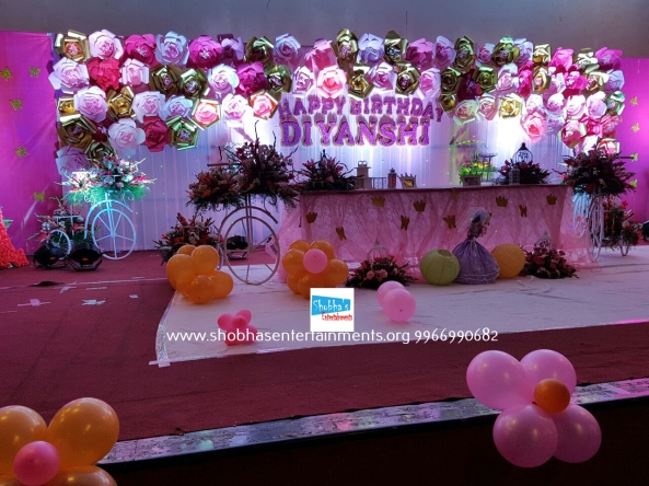 Paper Craft Birthday Party Organizers In Hyderabad 34