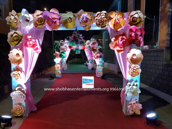 paper craft birthday party organizers in hyderabad (37)