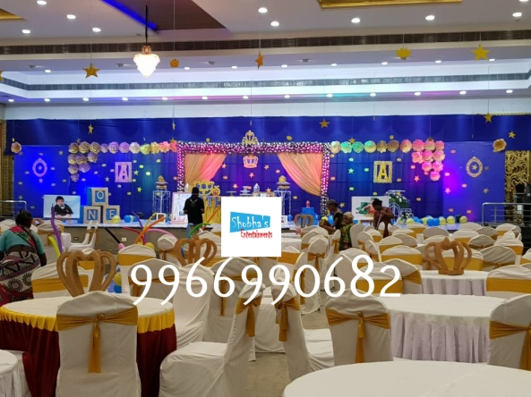 prince theme birthday pargty decorators in Hyderabad (32)