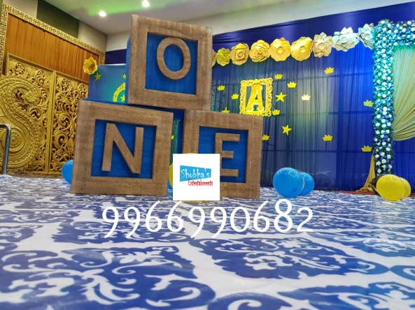 prince theme birthday pargty decorators in Hyderabad (8)