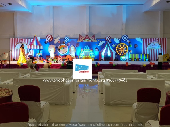 carnival theme birthday party decoartions in hyderabad (12)