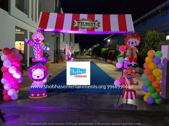 Kids 1st Birthday Party Decorators In Hyderabad