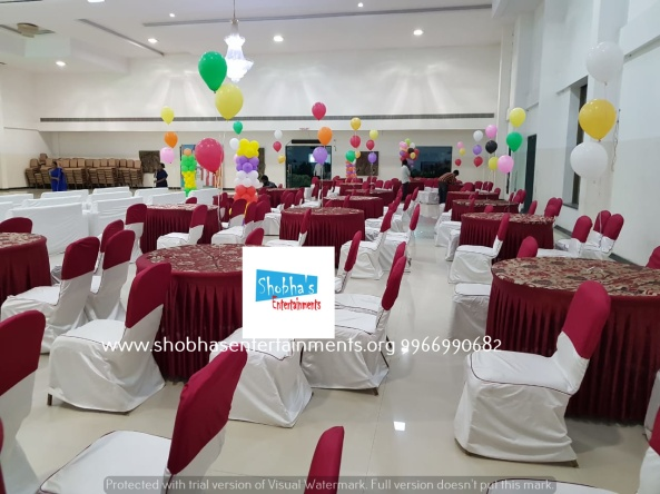 carnival theme birthday party decoartions in hyderabad (9)