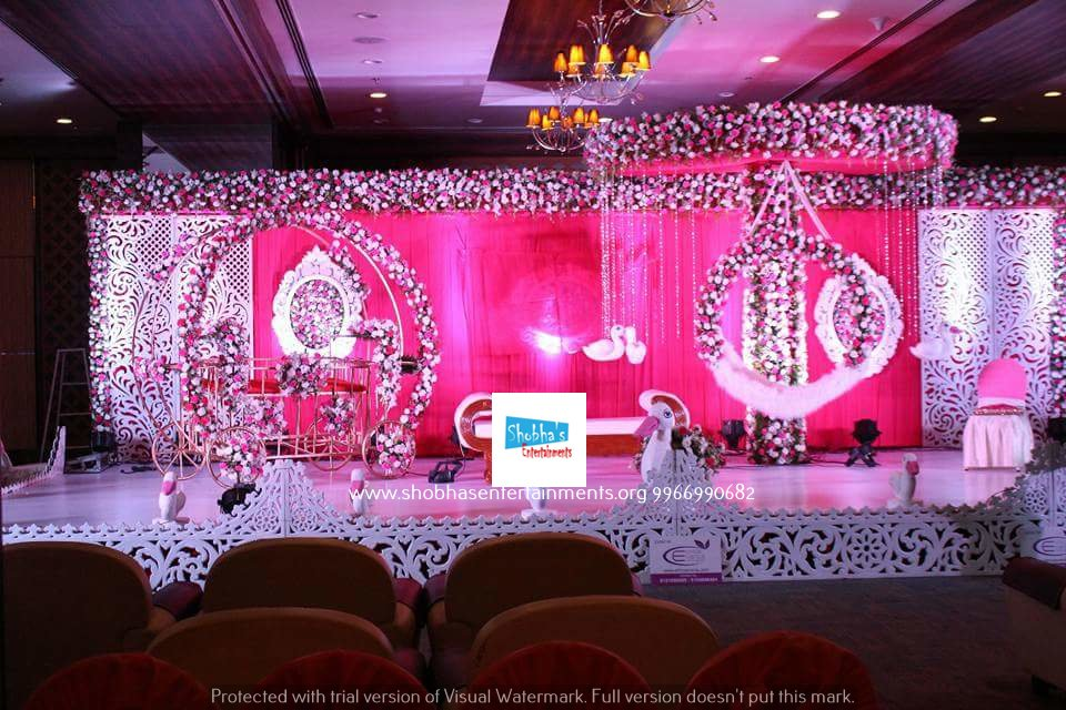 Cradle Ceremony Decorations Done At Hyderabad If You Are Looking